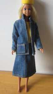 1971 – 1976 Sun Set Malibu Francie Barbie Doll