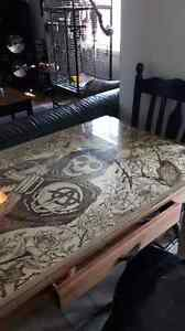 Son of anarchy art table Gatineau Ottawa / Gatineau Area image 4