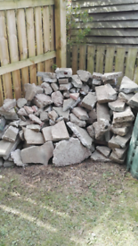 FREE stone and rubble