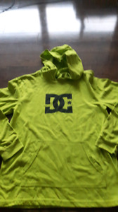 Ladies dc sweater