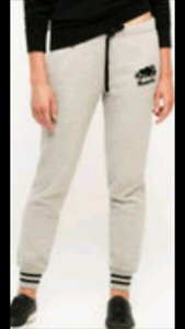 Womens roots sweatpant small