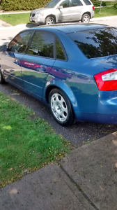 2003 Audi A4 1.8t AWD for sale