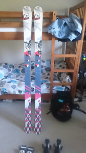K2 Public Enemy 179cm & Kastle Bindings
