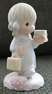 PRECIOUS MOMENTS Growing in Grace Girl Figurines Cambridge Kitchener Area image 5
