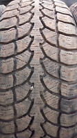 4 - 215/55/17 Studded Winter tires as new