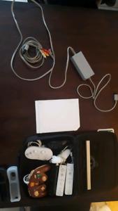 Wii avec 3000 jeux rétro intégré