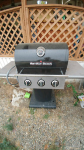 Hamilton beach natural gas bbq