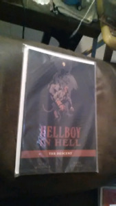 5 Hellboy Graphic Novels