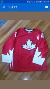 World Cup of Hockey Johnathan Toews Adidas jersey