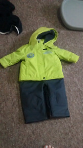 12-18 month snowsuit monsters inc.