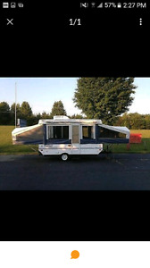 WANTED TENT /  POP UP TRAILER CAMPER. 1998-2007