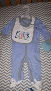 3 month 1st Easter set