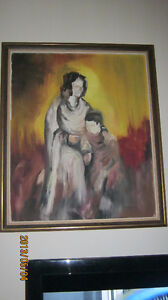 Oip Portrait of Mother and Child