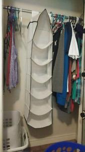 Closet organiser