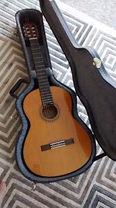 Yamaha GC-111C Classical Guitar and Hardshell Case