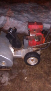 sears craftsman snowblower 6/26