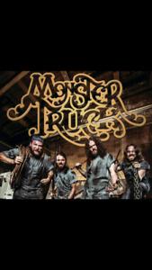 2 monster truck tickets Feb 19 2019