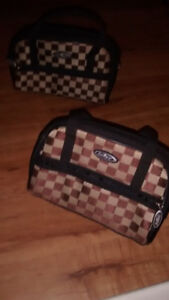 Two Nintendo DS bags