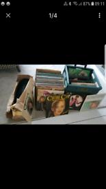 Joblot of vinyl £15