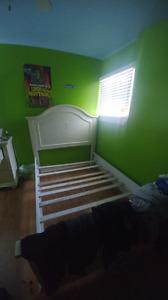 Bed frame for sale... Asap