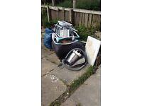 Rubbish needs taken away