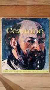 Cezanne Forty Eight Paintings Reproduced In Full Color