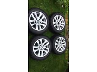 BMW ALLOYS NEW TYRES EXCELLENT CONDITION!