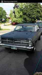67 ford fairlane for sale