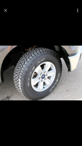 "17"" Kelly Edge AT tires 265/75/R17"