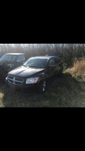 2009 dodge caliber for parts!