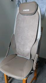 HoMedics Shiatsu Max Back and Shoulder Heated Massage chair