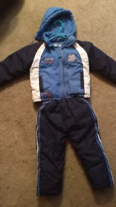 Blue /Navy Size 3 Snowsuit