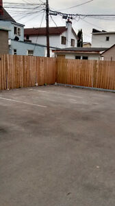 Outdoor parking spot for rent in Downtown Ottawa