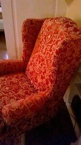 Accent Wing Chair Oakville / Halton Region Toronto (GTA) image 2