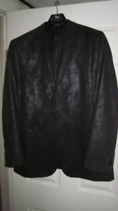 Men's Black Sports Jacket""