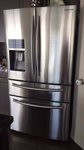 Stainless Steel Refrigerator for Sale by Owner