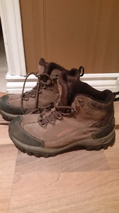 Merrell stone work boots