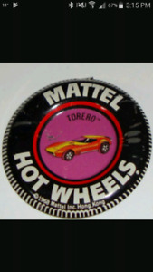 Looking for vintage hot wheels