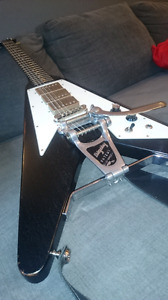 Modified Gibson Vee. Trades welcomed