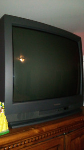 """Barely used 36"""" inch Toshiba TV"""