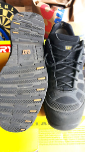 CAT Safety shoes in good condition