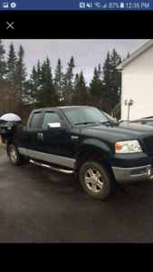 2004 ford f150 4x4 5.4l want gone