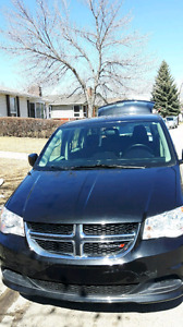 Dodge caravan 2013 like new
