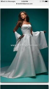 Venus Wedding Dress - $175