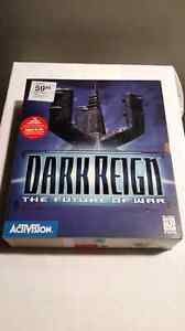 Dark Reign: The Future of War 1997 Computer Game