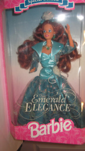 1994 Emerald Elegance Barbie 'Special Edition'