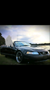 FORD MUSTANG 2000 SUPERCHARGED V6 SPORTSCAR Mallabula Port Stephens Area Preview