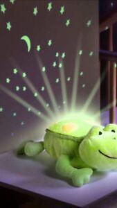 Night lights frankie the frog