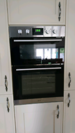 Capie classic built-in electric double oven