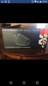 Performance High flow air filter